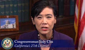 Congresswoman Chu